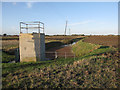 TL4397 : Pumping station by the Nene by Hugh Venables