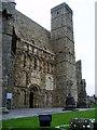 S0740 : Cormac's Chapel, Rock of Cashel by Eirian Evans