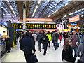 TQ2879 : Victoria Station main concourse by Rod Allday