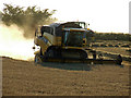 TA1245 : Catwick Harvester by Michelle Coldham