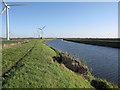 TL4599 : River Nene (old course) by Hugh Venables