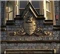 SX9164 : Plaque, Castle Chambers, Torquay by Derek Harper