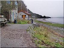SD4578 : Coastguard Station by Bob Jenkins