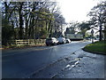 SJ7281 : Mere Crossroads on A50 by Colin Pyle