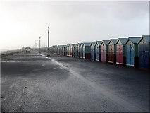 TQ2704 : Heavy Downpour, Western Esplanade by Simon Carey