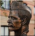 J3374 : Spanish civil war memorial, Belfast (2) by Albert Bridge