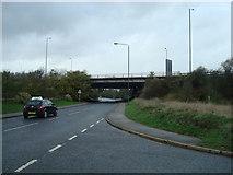 TQ5571 : Hawley Road, Hawley by Stacey Harris