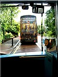 TQ2374 : Transports of delight on Putney Hill by tristan forward