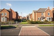 SP2663 : Modern housing by Colin Craig