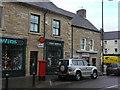 NZ0737 : Wolsingham - Post Office and village butcher by Alan Murray-Rust