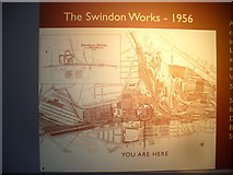 SU1484 : The Swindon Works - 1956 by Colin Smith