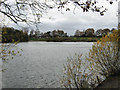 SJ7965 : Brereton Heath Lake by Jonathan Kington