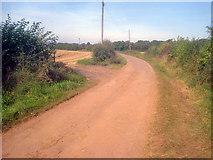 SK4863 : Newbound Lane by Trevor Rickard