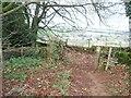 SP1734 : Path T junction by Michael Dibb