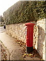 SY8280 : West Lulworth: postbox № BH20 87, Main Road by Chris Downer