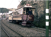 SC4077 : Manx Electric Railway by Dr Neil Clifton