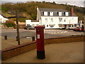 SY8280 : West Lulworth: postbox № BH20 212 by Chris Downer