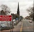 SJ8895 : Hyde Road, Gorton by Gerald England