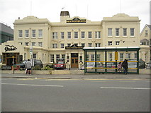 SW8161 : Great Western Hotel, Newquay by Philip Halling