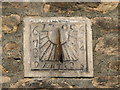 NY9964 : Sundial (1700), Low Hall, Main Street by Mike Quinn