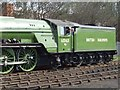 SK4175 : Class A1 60163 Tornado, Barrow Hill #1 of  2 by Dave Hitchborne