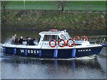 J3472 : MV Sacha, Belfast by Kenneth  Allen