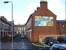J3472 : Cadogan Street, Belfast by Kenneth  Allen