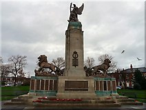 SJ9499 : Ashton under Lyne War Memorial by Gerald England