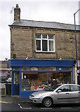 SE1039 : Darren Todd - Butcher - Chapel Lane by Betty Longbottom