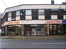 SE1039 : Carpet Time - Park Road by Betty Longbottom