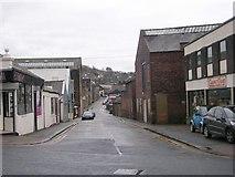 SE1039 : Whitley Street - Park Road by Betty Longbottom