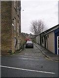 SE1039 : Industrial Street - Park Road by Betty Longbottom