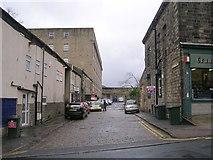 SE1039 : Bradley Street - Park Road by Betty Longbottom
