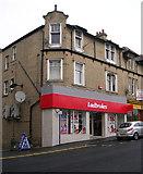 SE1039 : Ladbrokes - Chapel Lane by Betty Longbottom