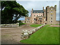 ND2973 : Castle of Mey by Roy Haworth