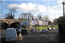 SP3065 : Junction of Warwick New Road and Prince's Drive, Leamington by Robin Stott
