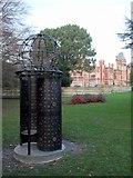 NZ2560 : 'Pavilion for Cultural Exchange', Saltwell Park by Andrew Curtis