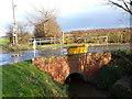 SE8539 : Bridge over Bowman Drain by JThomas
