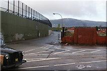 J3274 : Cupar Way, West Belfast by Bill Boaden