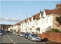 ST3186 : Mendalgief Road, Newport by Jaggery