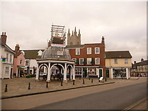TM3389 : Bungay: the Buttercross by Chris Downer