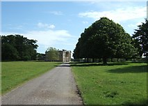 SJ5409 : Attingham Park by Simon Huguet