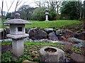 NZ2560 : Japanese Garden, Saltwell Park by Andrew Curtis