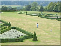 SU9185 : Garden  at Cliveden by Derek Harper