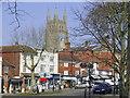 TQ8833 : High Street, Tenterden. Kent by nick macneill