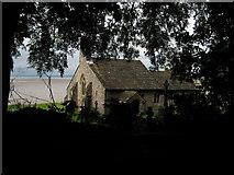 SD4161 : St Peter's Heysham by John Fielding