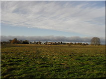 SP2504 : Looking north from the footpath by andrew auger