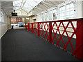 SE0924 : The bridge, Halifax station by Phil Champion