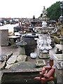 SJ9171 : Reclamation yard, Moss Lane, Macclesfield by Robin Stott