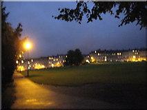 ST7465 : Royal Avenue, Royal Victoria Park, Bath by John Fielding